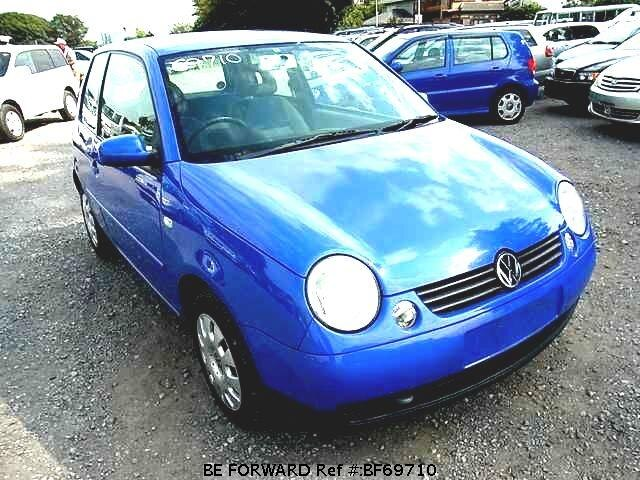 Used 2002 VOLKSWAGEN LUPO BF69710 for Sale