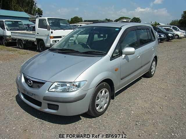 Used 1999 MAZDA PREMACY BF69712 for Sale