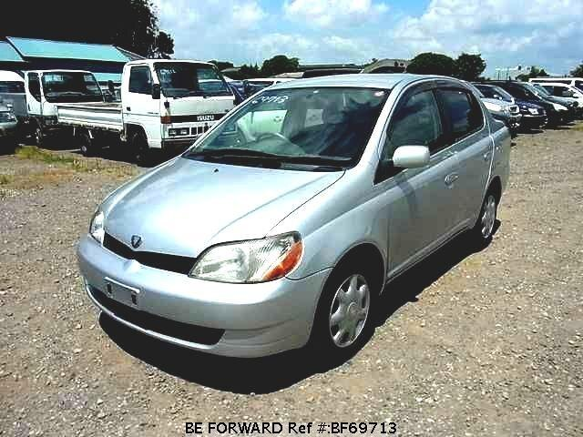 Used 2000 TOYOTA PLATZ BF69713 for Sale