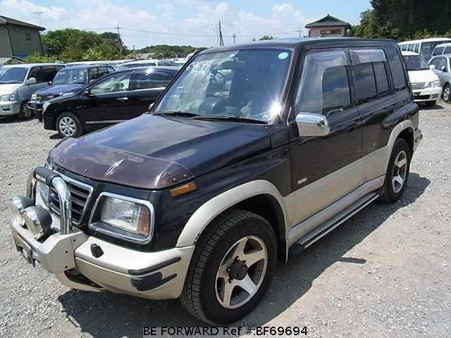 Used 1995 SUZUKI ESCUDO BF69694 for Sale