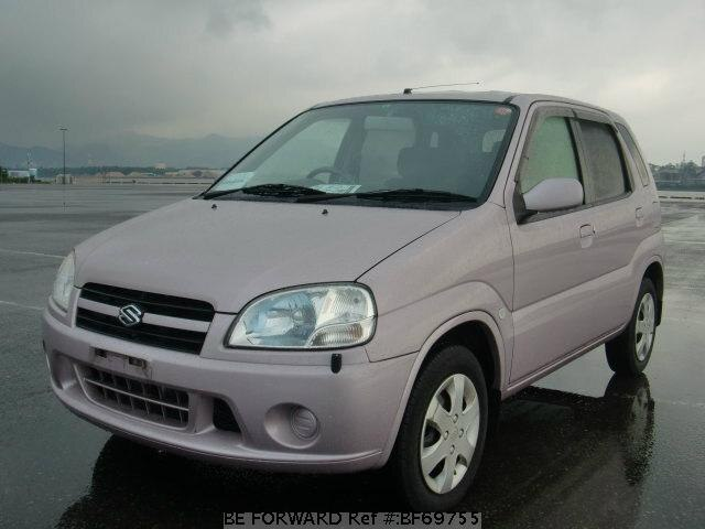 Used 2004 SUZUKI SWIFT BF69755 for Sale
