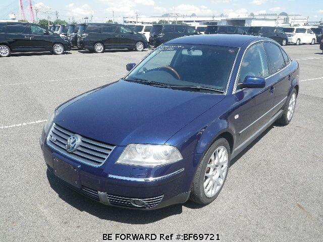 used 2003 volkswagen passat w8 four motion gh 3bbdnf for sale bf69721 be forward. Black Bedroom Furniture Sets. Home Design Ideas