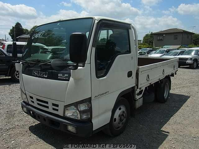 Used 2004 ISUZU ELF TRUCK BF69697 for Sale