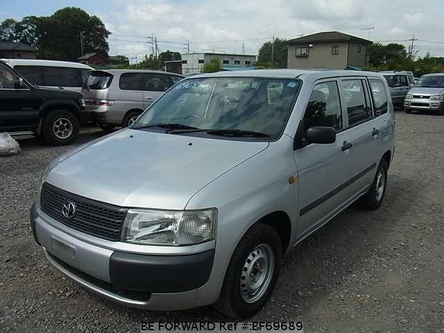 Used 2003 TOYOTA PROBOX WAGON BF69689 for Sale