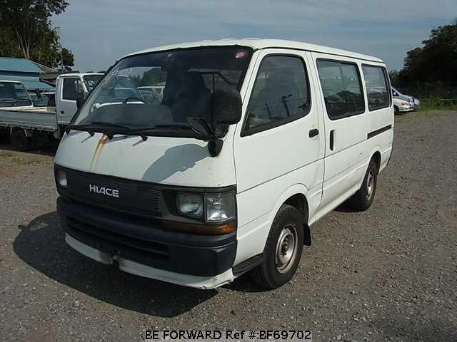 Used 1991 TOYOTA HIACE VAN BF69702 for Sale