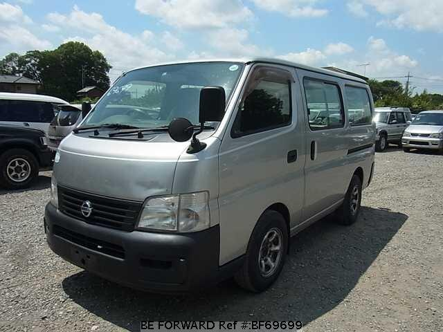 Used 2001 NISSAN CARAVAN VAN BF69699 for Sale