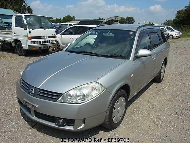 Used 2004 NISSAN WINGROAD BF69706 for Sale