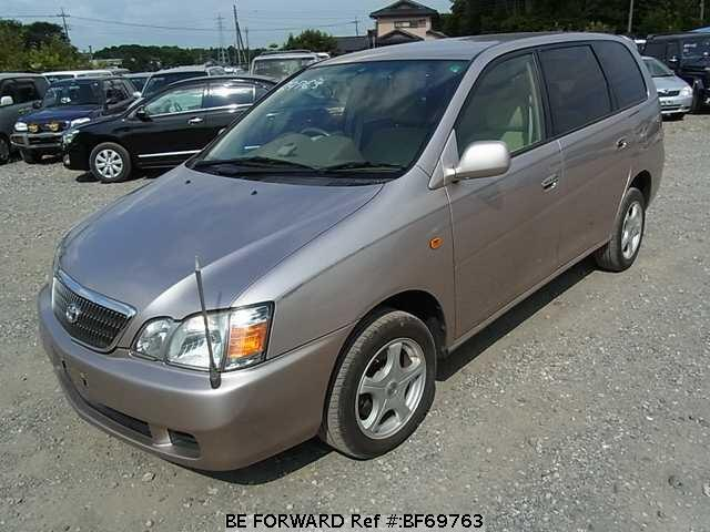 Used 2002 TOYOTA GAIA BF69763 for Sale