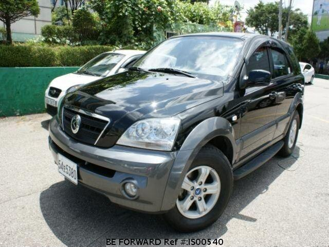 Used 2002 KIA SORENTO IS00540 for Sale
