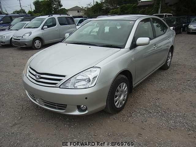 Used 2003 TOYOTA ALLION BF69769 for Sale