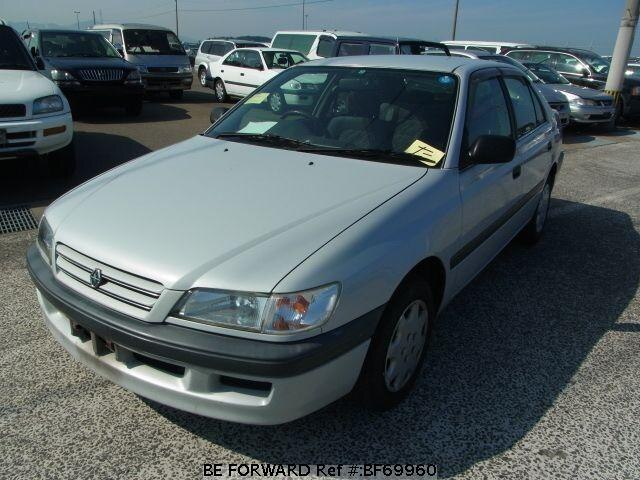Used 1996 TOYOTA CORONA PREMIO BF69960 for Sale