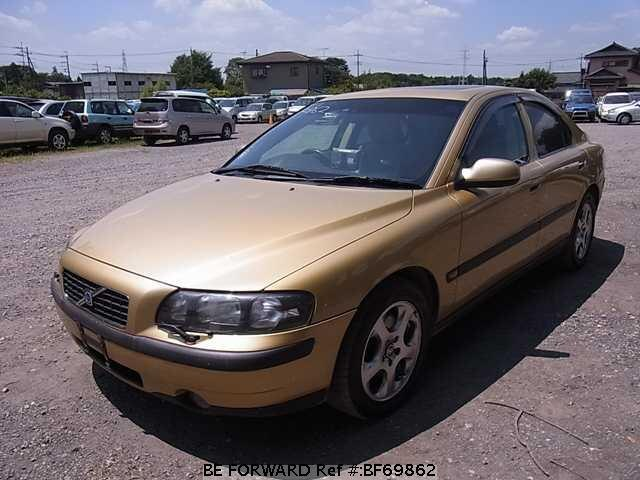 Used 2001 VOLVO S60 BF69862 for Sale