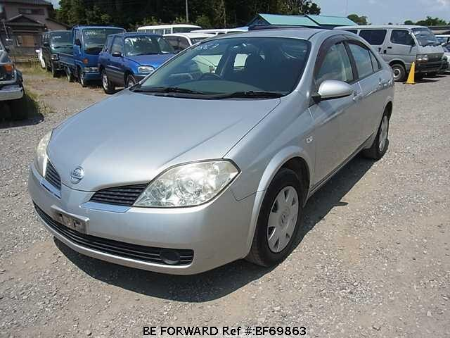 Used 2003 NISSAN PRIMERA BF69863 for Sale