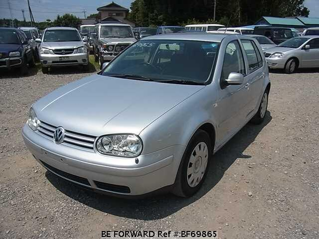 Used 2001 VOLKSWAGEN GOLF BF69865 for Sale