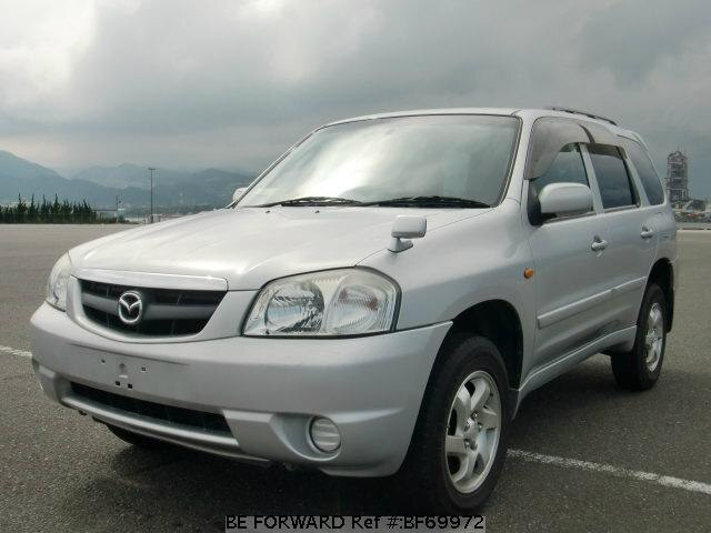 Used 2002 MAZDA TRIBUTE BF69972 for Sale