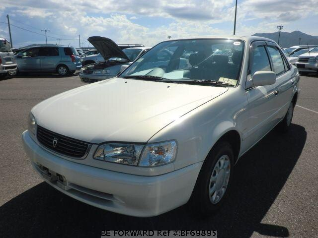 Used 2000 TOYOTA COROLLA SEDAN BF69895 for Sale