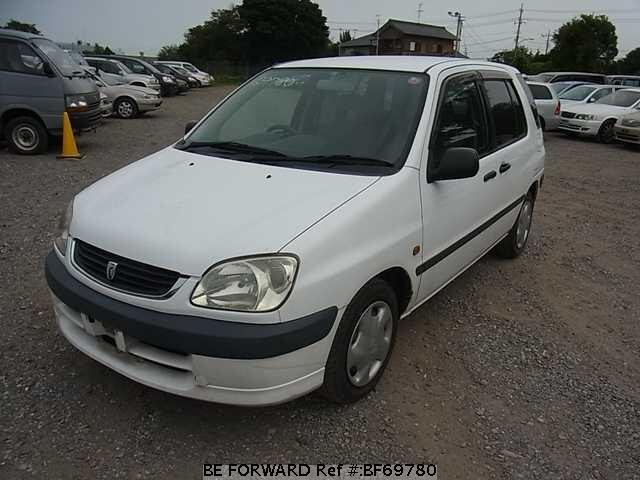 Used 1999 TOYOTA RAUM BF69780 for Sale
