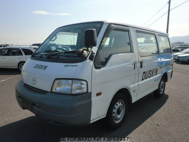 Used 2005 MAZDA BONGO VAN BF69937 for Sale