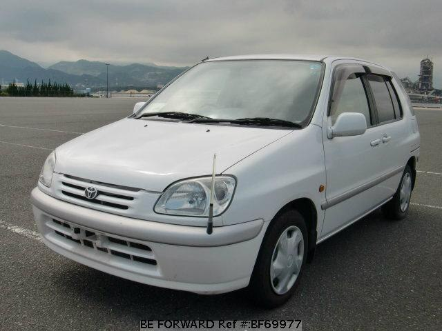 Used 1999 TOYOTA RAUM BF69977 for Sale