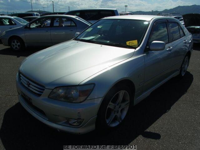 Used 1999 TOYOTA ALTEZZA BF69901 for Sale