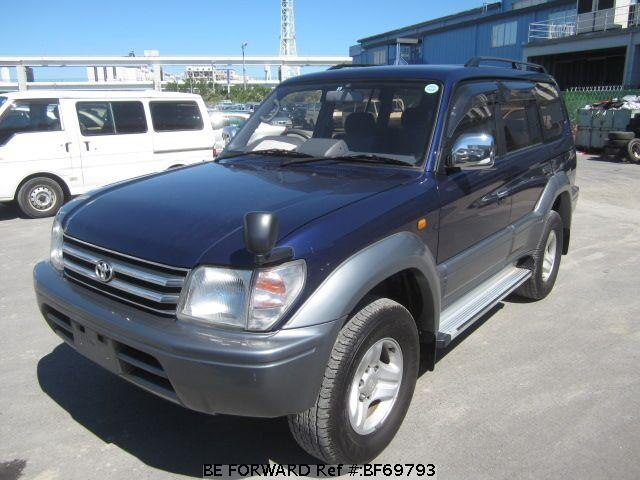 Used 1998 TOYOTA LAND CRUISER PRADO BF69793 for Sale