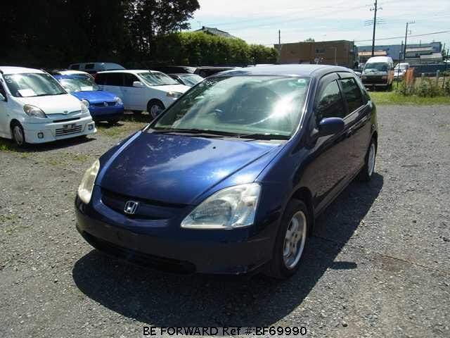 Used 2000 HONDA CIVIC BF69990 for Sale