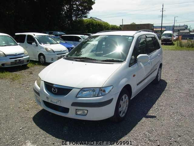 Used 1999 MAZDA PREMACY BF69991 for Sale