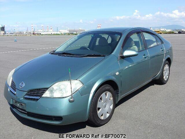 Used 2001 NISSAN PRIMERA BF70072 for Sale
