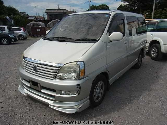 Used 1999 TOYOTA REGIUS WAGON BF69994 for Sale