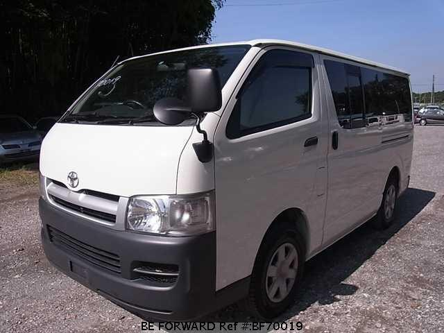 Used 2004 TOYOTA HIACE VAN BF70019 for Sale