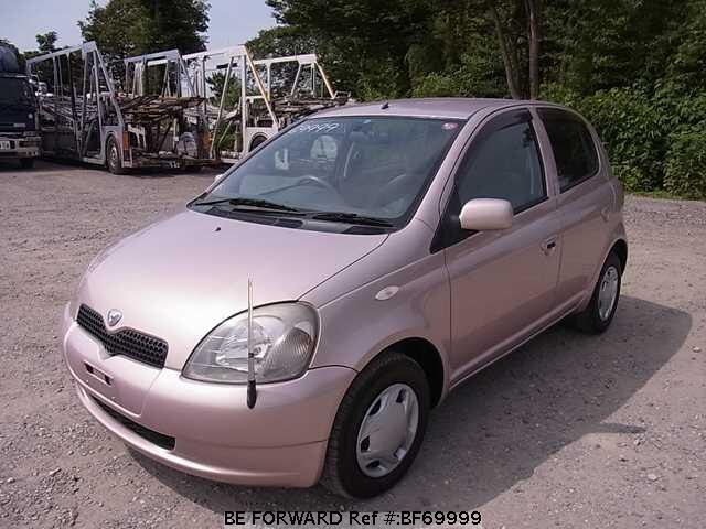 Used 2000 TOYOTA VITZ BF69999 for Sale