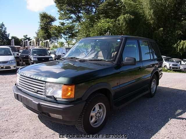 Used 1997 LAND ROVER RANGE ROVER BF70059 for Sale