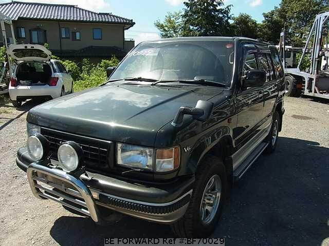 Used 1994 ISUZU BIGHORN BF70029 for Sale