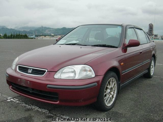 Used 1997 HONDA CIVIC FERIO BF70114 for Sale