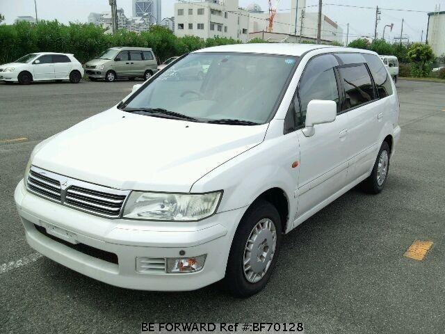 Used 2001 MITSUBISHI CHARIOT GRANDIS BF70128 for Sale