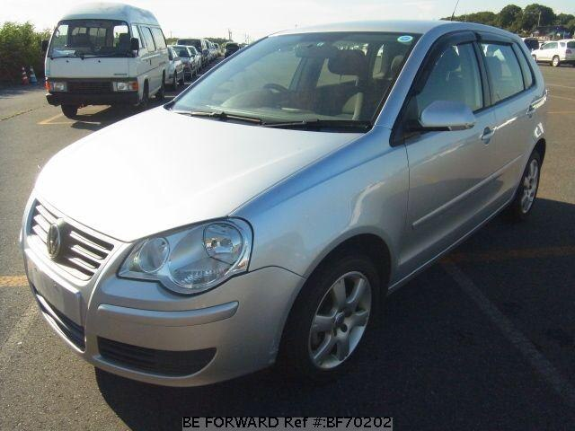 Used 2005 VOLKSWAGEN POLO BF70202 for Sale