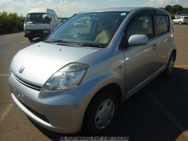 Used 2006 TOYOTA PASSO BF70236 for Sale