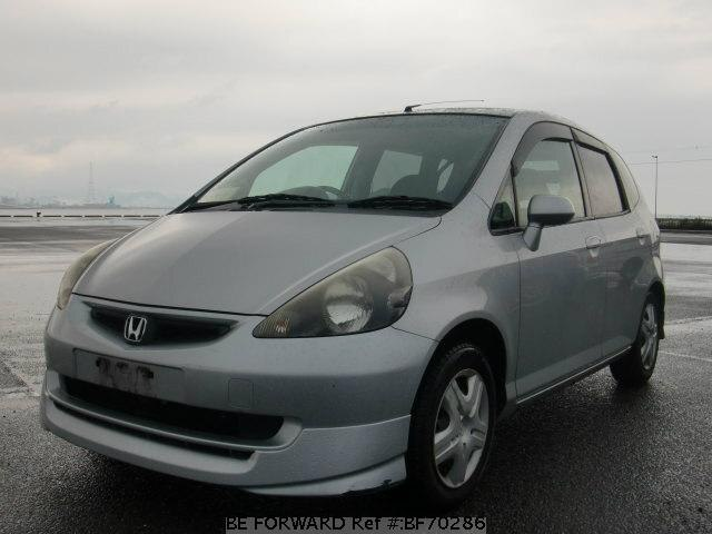 Used 2002 HONDA FIT BF70286 for Sale