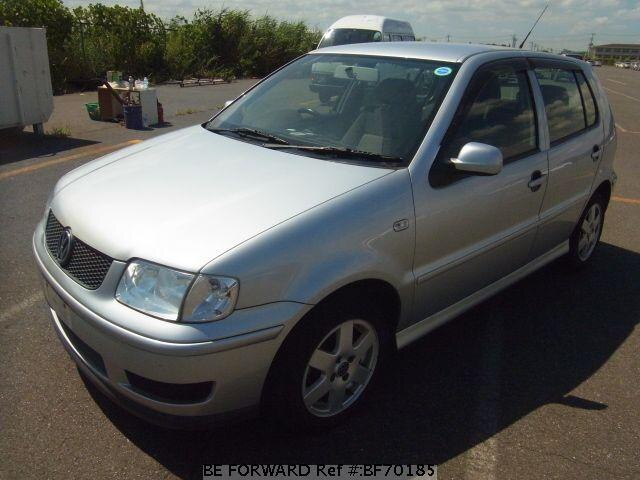 Used 2001 VOLKSWAGEN POLO BF70185 for Sale