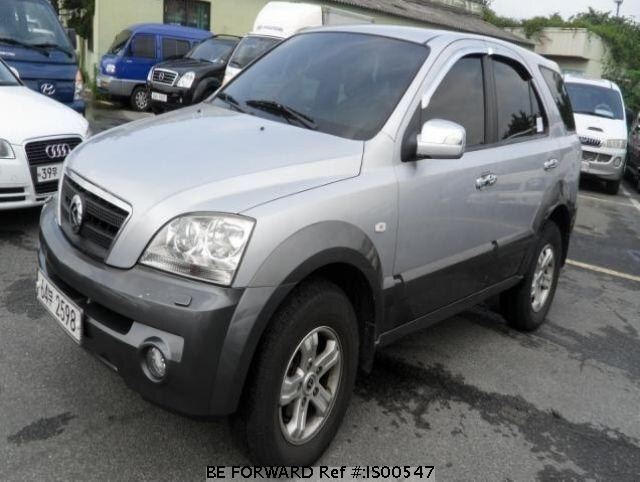 Used 2004 KIA SORENTO IS00547 for Sale