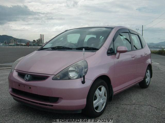 Used 2001 HONDA FIT BF70297 for Sale