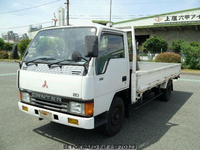 Used 1991 MITSUBISHI CANTER BF70323 for Sale