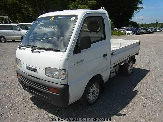 Used 1992 SUZUKI CARRY TRUCK BF70339 for Sale