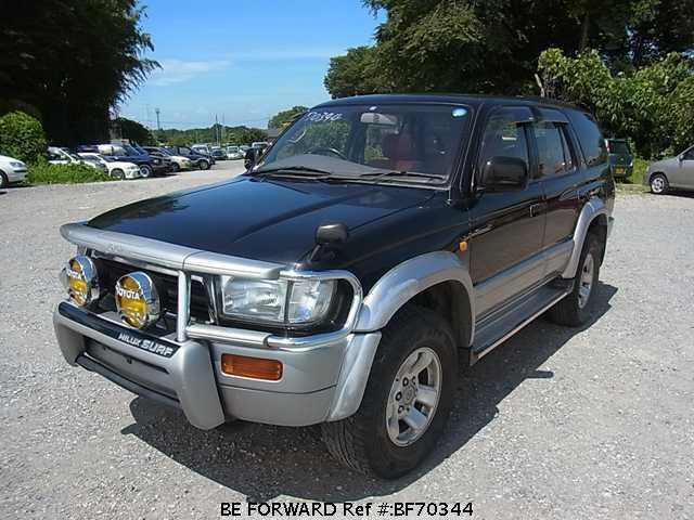 Used 1997 TOYOTA HILUX SURF BF70344 for Sale