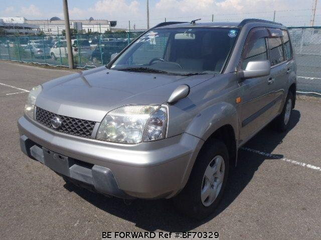 Used 2001 NISSAN X-TRAIL BF70329 for Sale