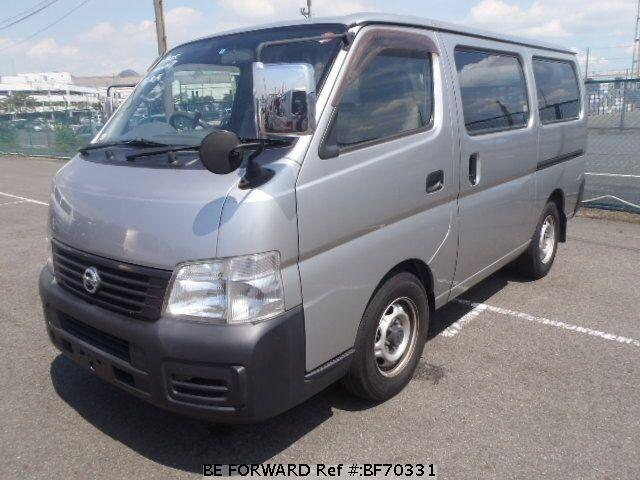 Used 2004 NISSAN CARAVAN VAN BF70331 for Sale