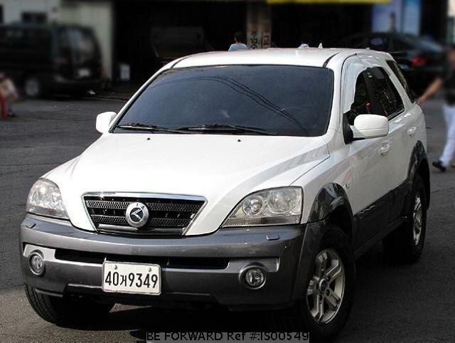 Used 2002 KIA SORENTO IS00549 for Sale