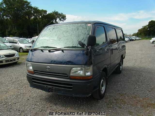 Used 1997 TOYOTA HIACE VAN BF70412 for Sale