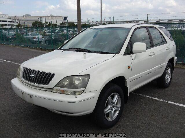 Used 1998 TOYOTA HARRIER BF70432 for Sale
