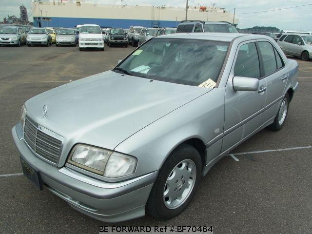 Used 1997 MERCEDES-BENZ C-CLASS BF70464 for Sale